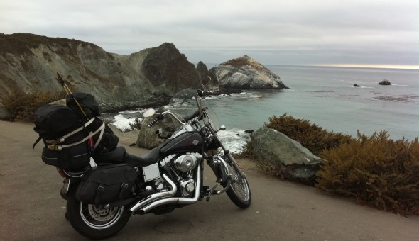 8,600 miles by bike, 600 by foot: Touring the U.S. for 2 Months