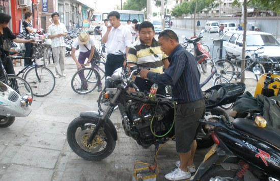 What You Need to Know to Motorcycle in China