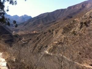 Cuandixia Mountain View