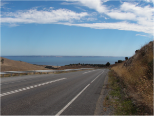 Road to Cape Jervis