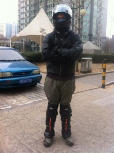 The Stig in China