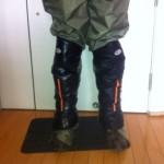 Winter Leg Protection