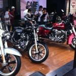 More Harleys
