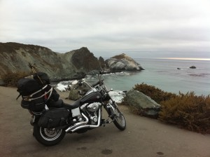 Taking a ride down the iconic Highway 1 through California
